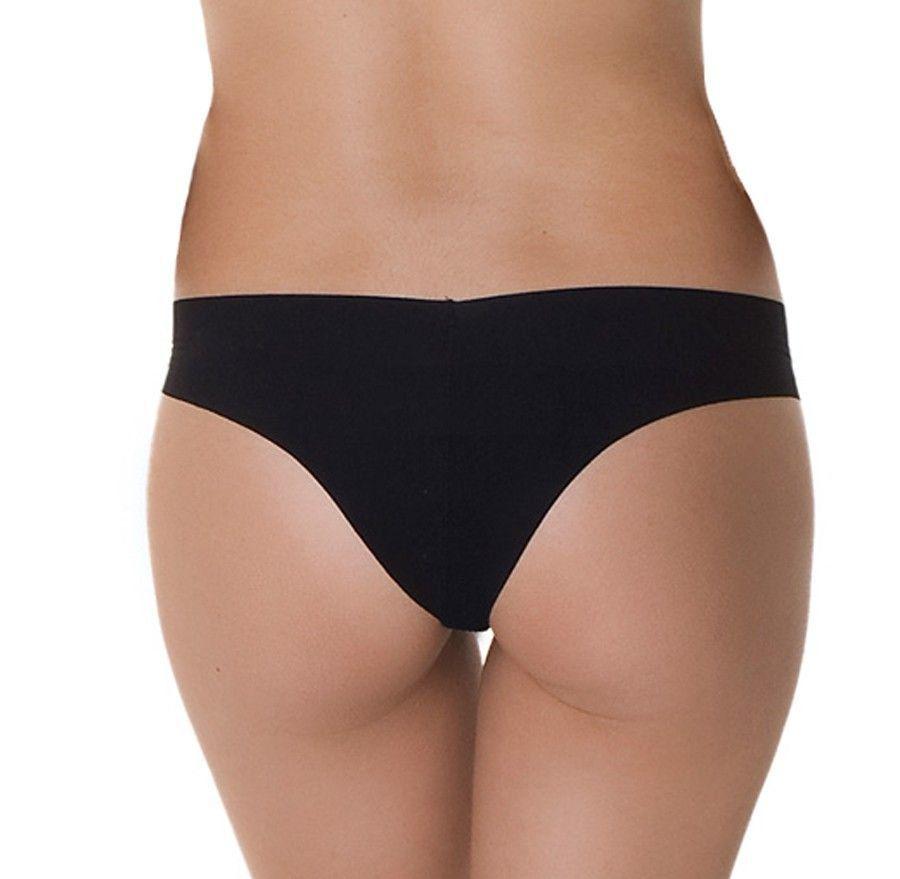 Calcinha tanga microfibra moda intima lingerie sem costura feminina Hope