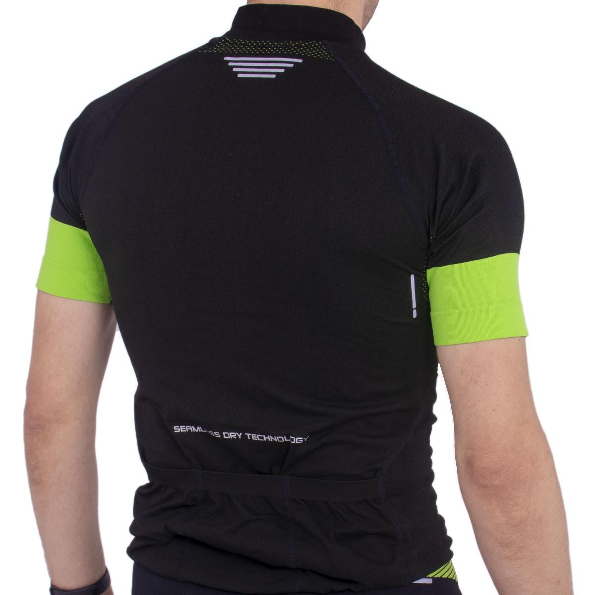 Camiseta ciclismo masculina Lupo