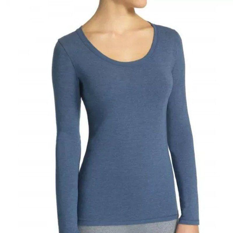 Camiseta Blusa feminina manga longa algodão roupa Loba Lupo