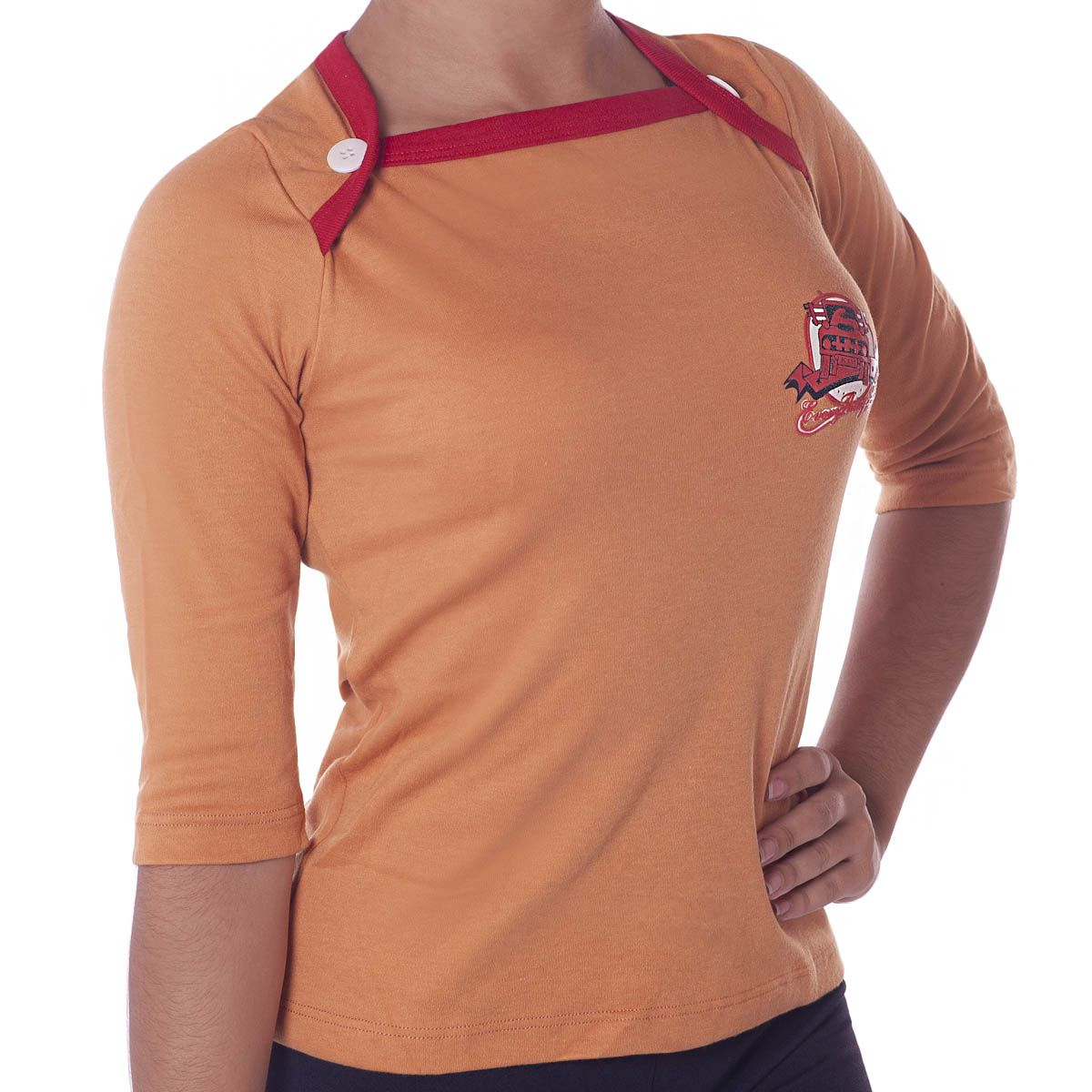 Camiseta Feminina First Class  -