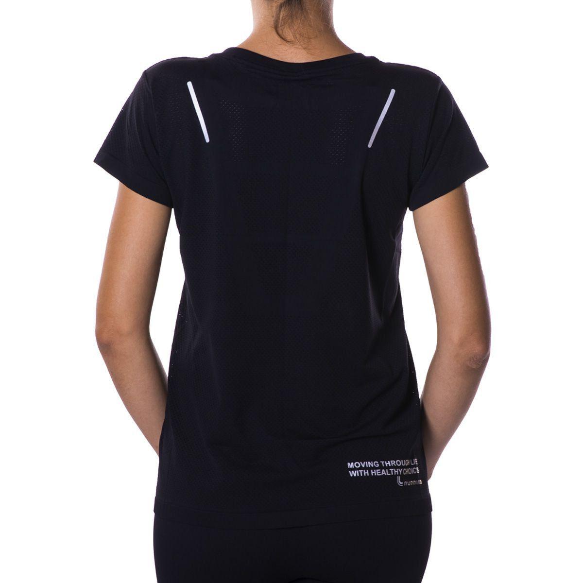 Camiseta Feminina Fitness Lupo Sport T-Shirt Run .