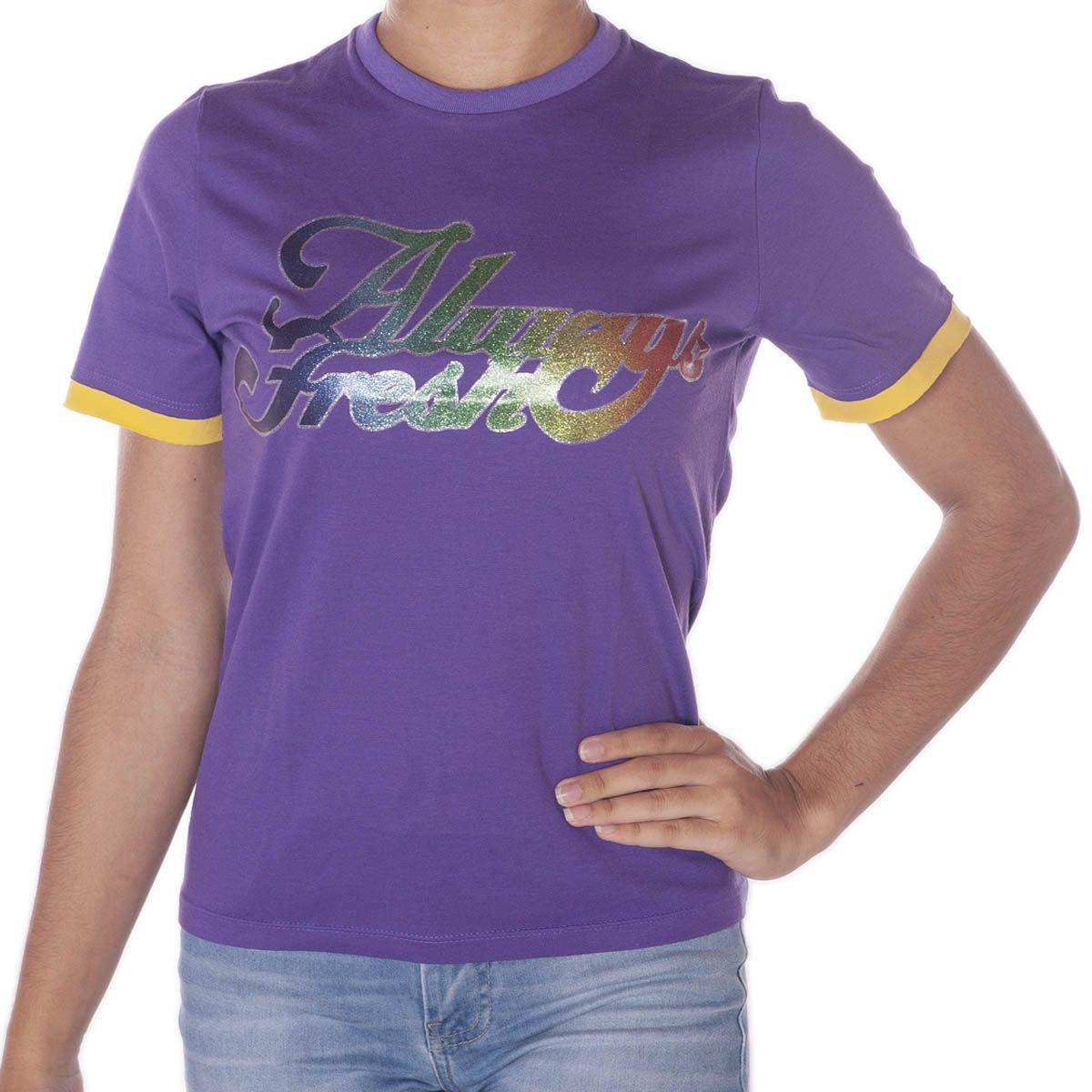 Camiseta Feminina Fresca Algodão  -