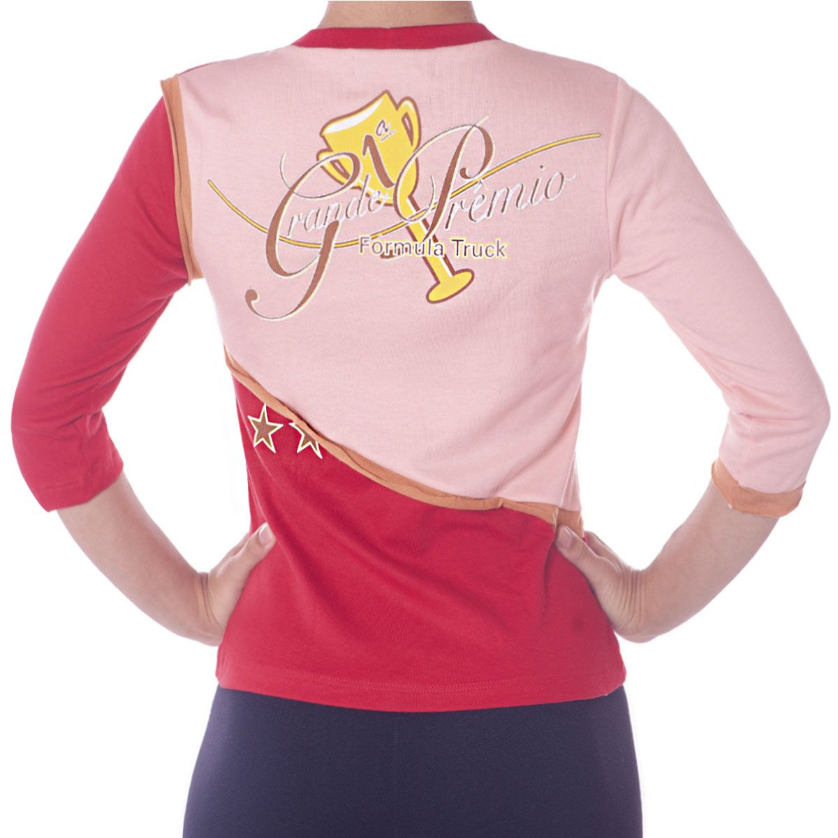 Camiseta Feminina Grande Premio Thais Gusmão -