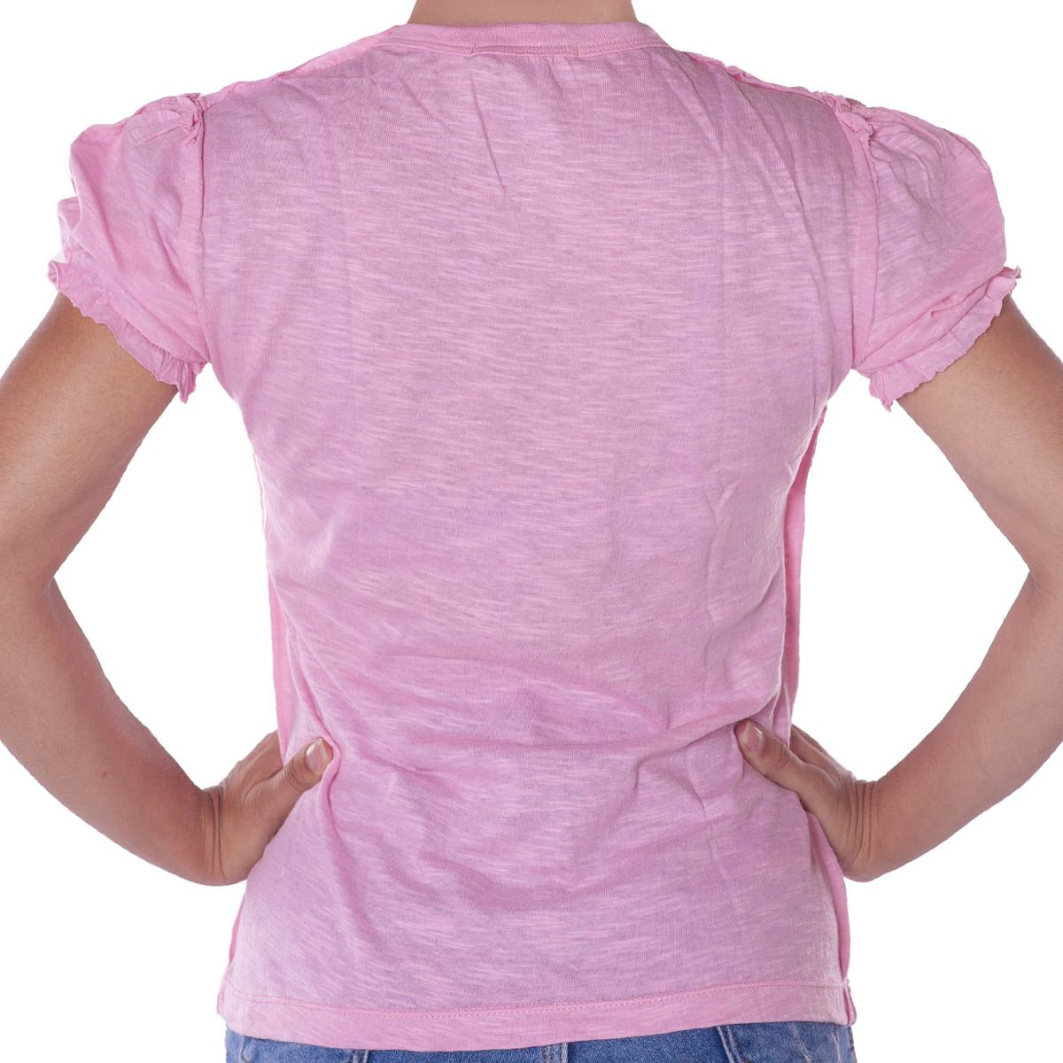 Camiseta Feminina T-Shirt Paradise  -