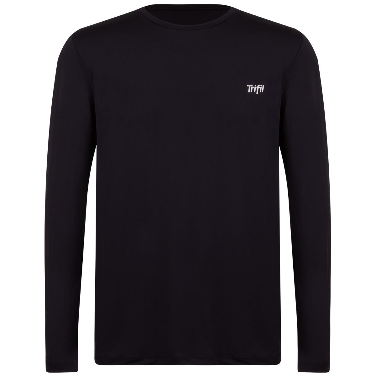 Camiseta juvenil para meninos com proteção UV trifil