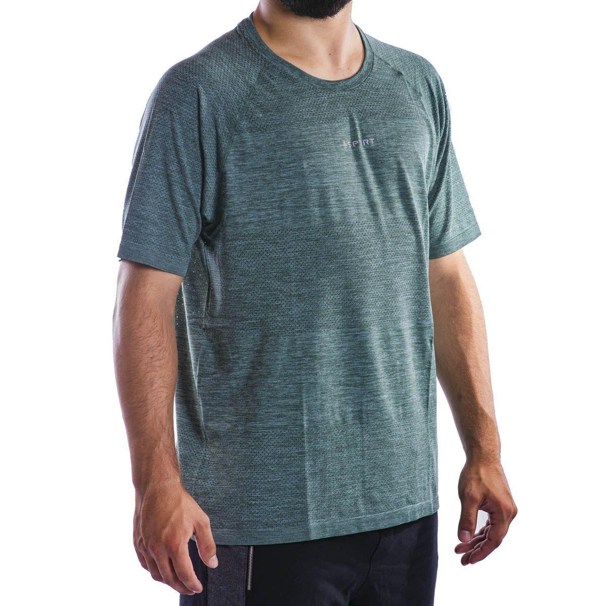 Camiseta Masculina Lupo Comfort Fit - T-Shirt Run Free Sport .