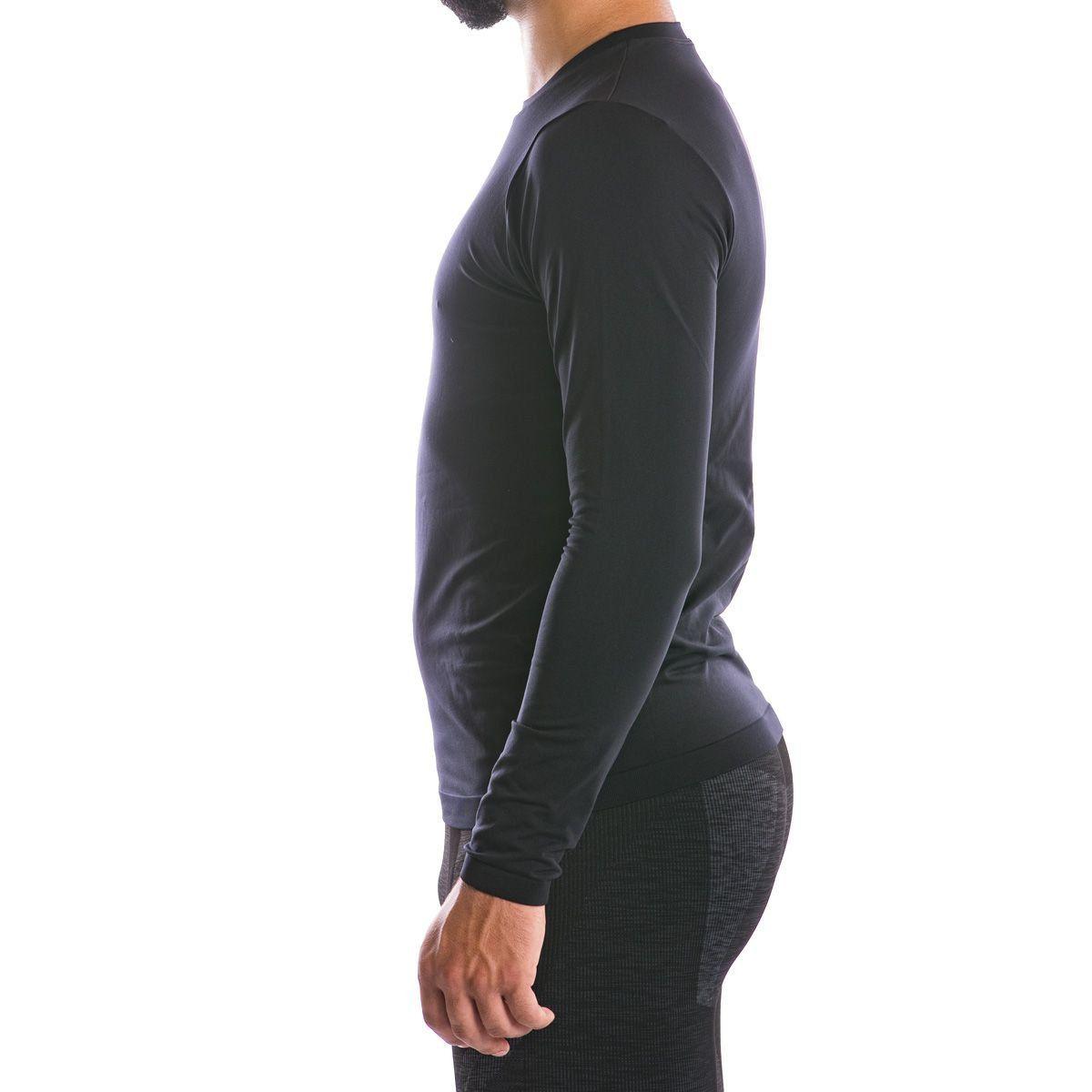 Camiseta Lupo Warm Masculina Manga Longa térmica