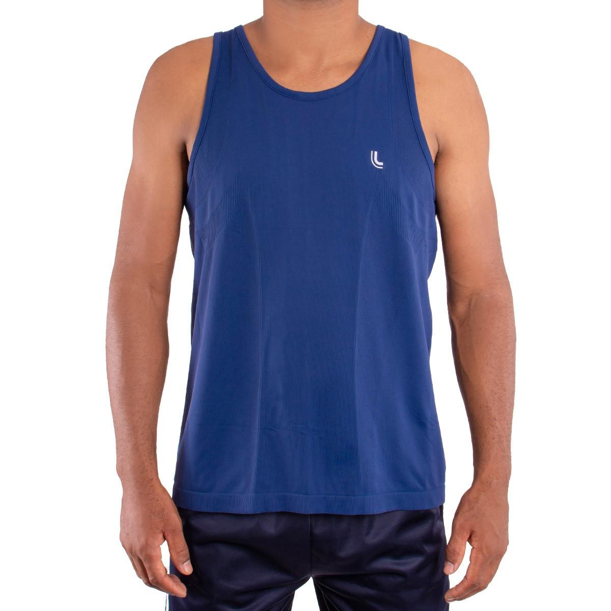 Camiseta Regata Lupo Running Lupo