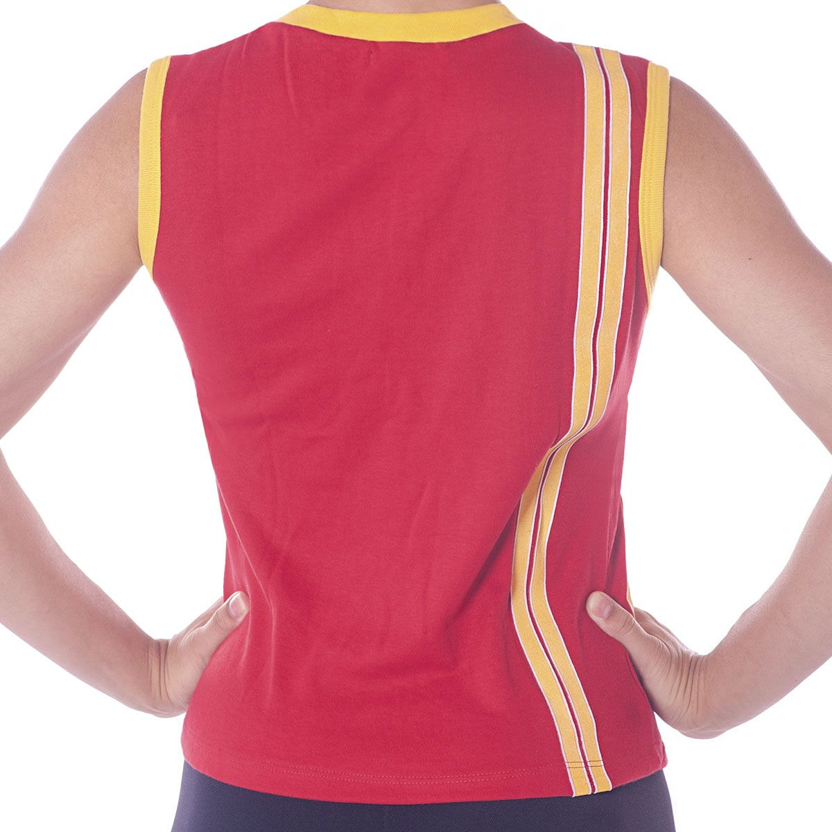 Camiseta Regata Turbinada Feminina  -