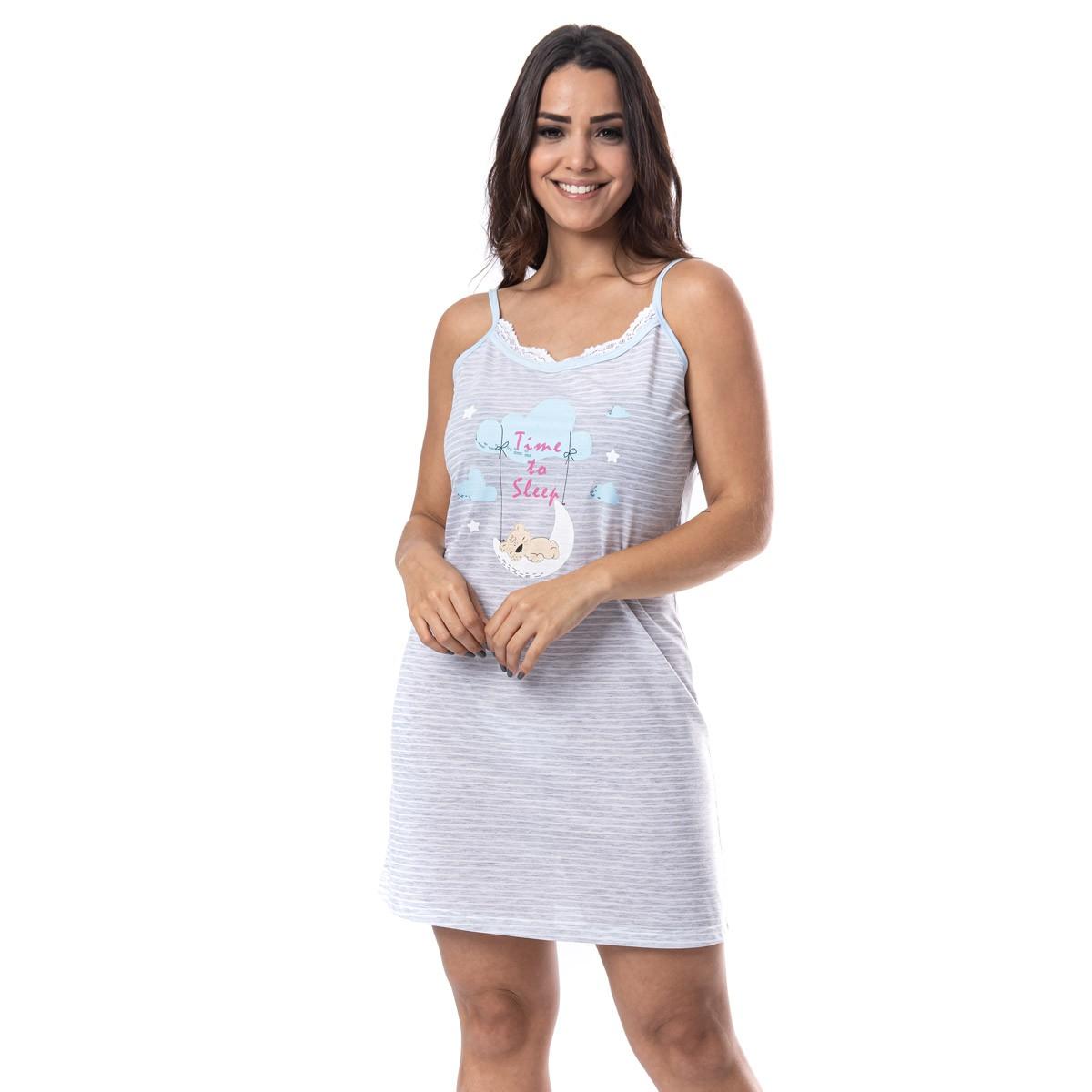 Camisola feminina para o verão de alcinha  Victory