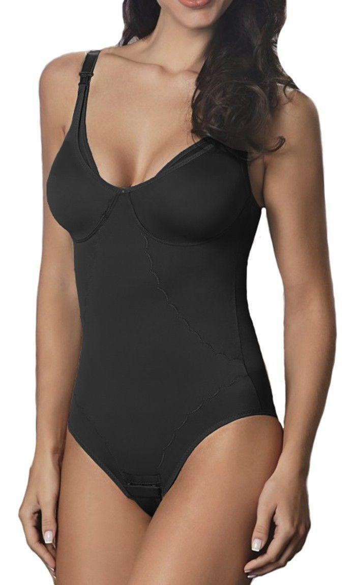 Cinta body modelador sem bojo flexível gestante amamentação Vi lingerie