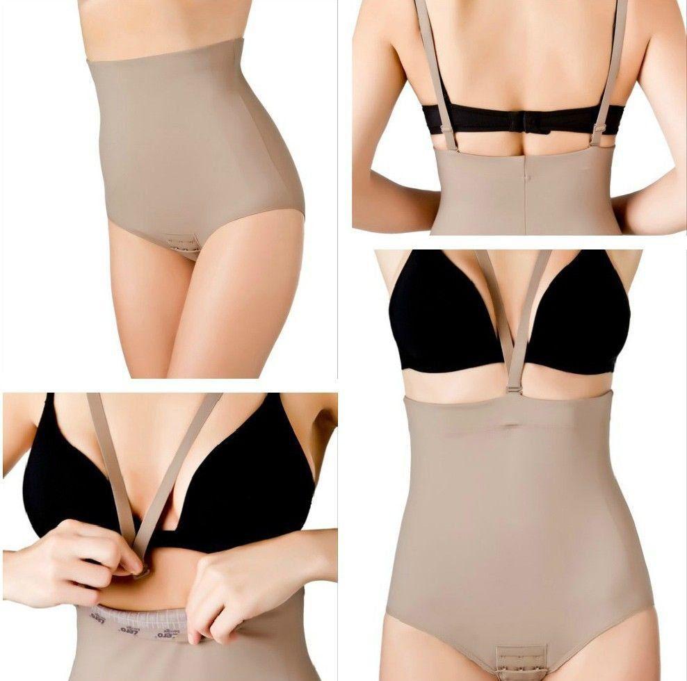 Cinta modeladora afina abdominal compressão feminina  Dilady