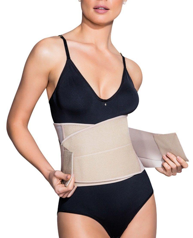 Cinta modeladora  abdominal Unissex - Faixa Dilady -  Doctor Secret