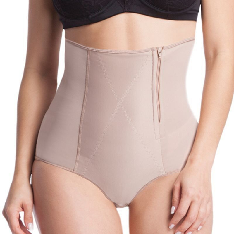 Cinta modeladora feminina abdominal pós parto Esbelt ref.3140