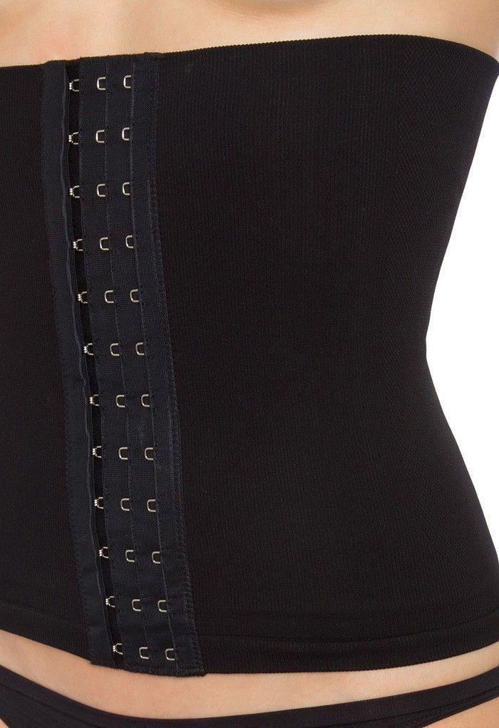 Cinta modeladora feminina corset redutor Plié