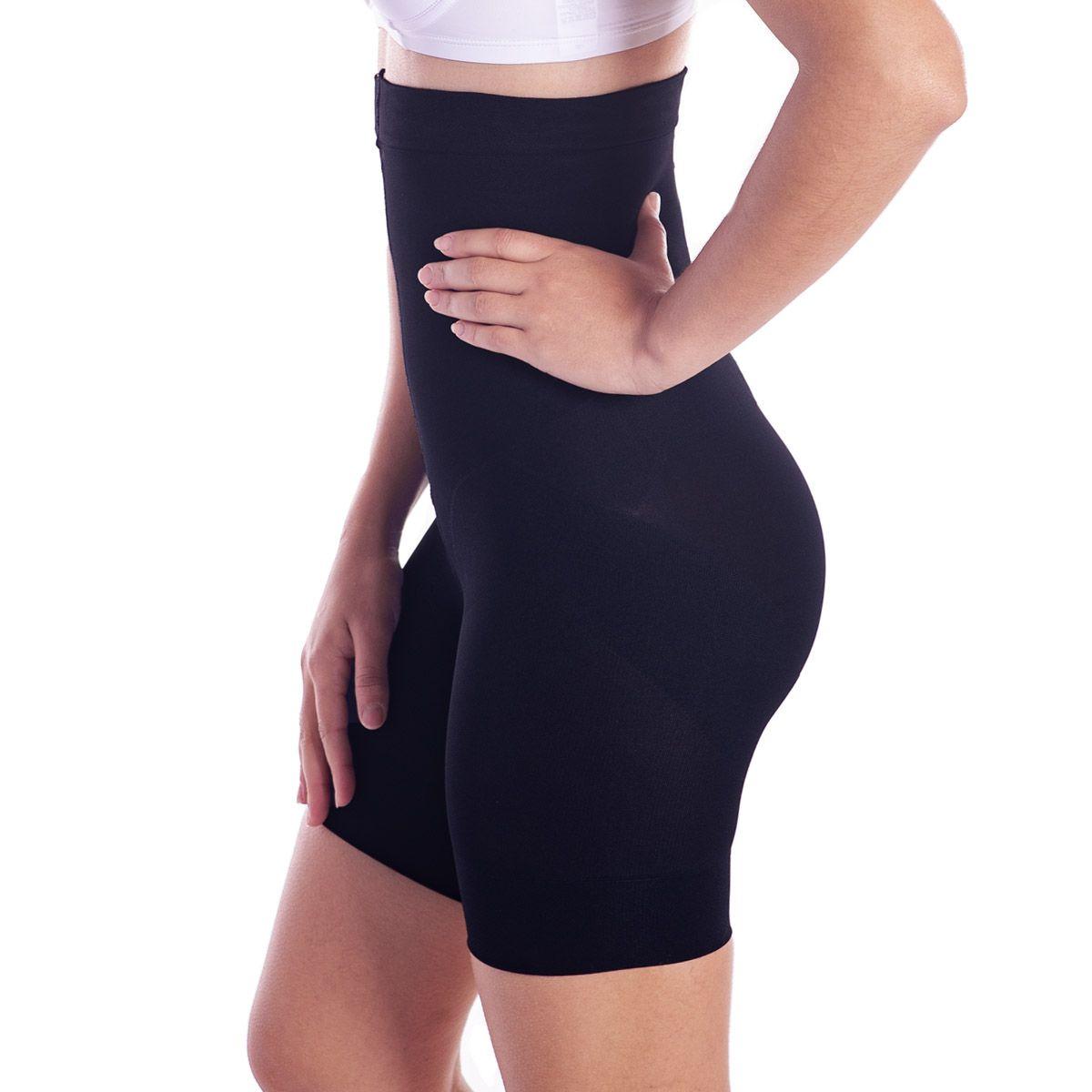 cinta short emana modeladora afina cintura levanta bumbum LOBA