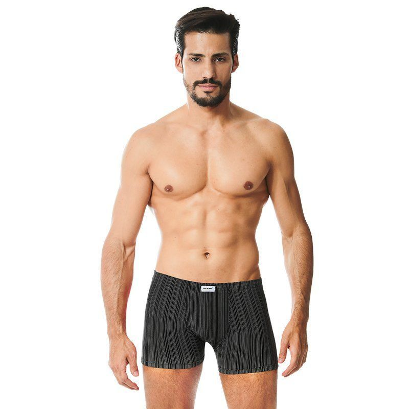 Cueca boxer masculina adulto microfibra Roup