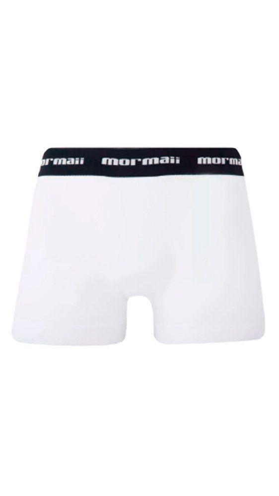 Cueca Masculina Em Microfibra Modelo Boxer Sem Costura Mormaii