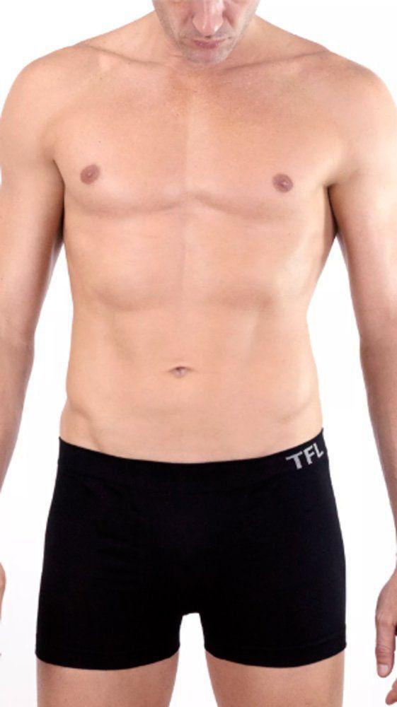 Cueca Masculina Modelo Boxer Em Algodão Sem Costura Trifil