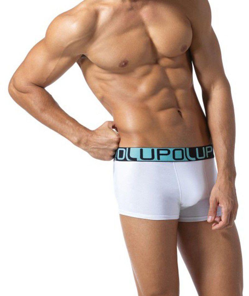 Cueca sunga algodão masculina sem costura Lupo 418-001 -