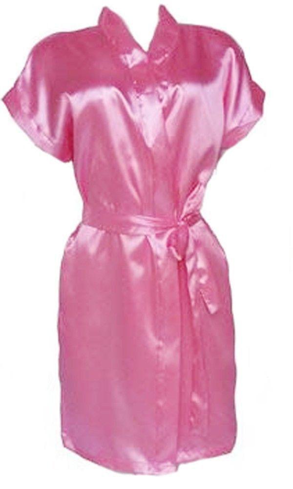 KIT 10 Robe cetim infantil roupao feminino