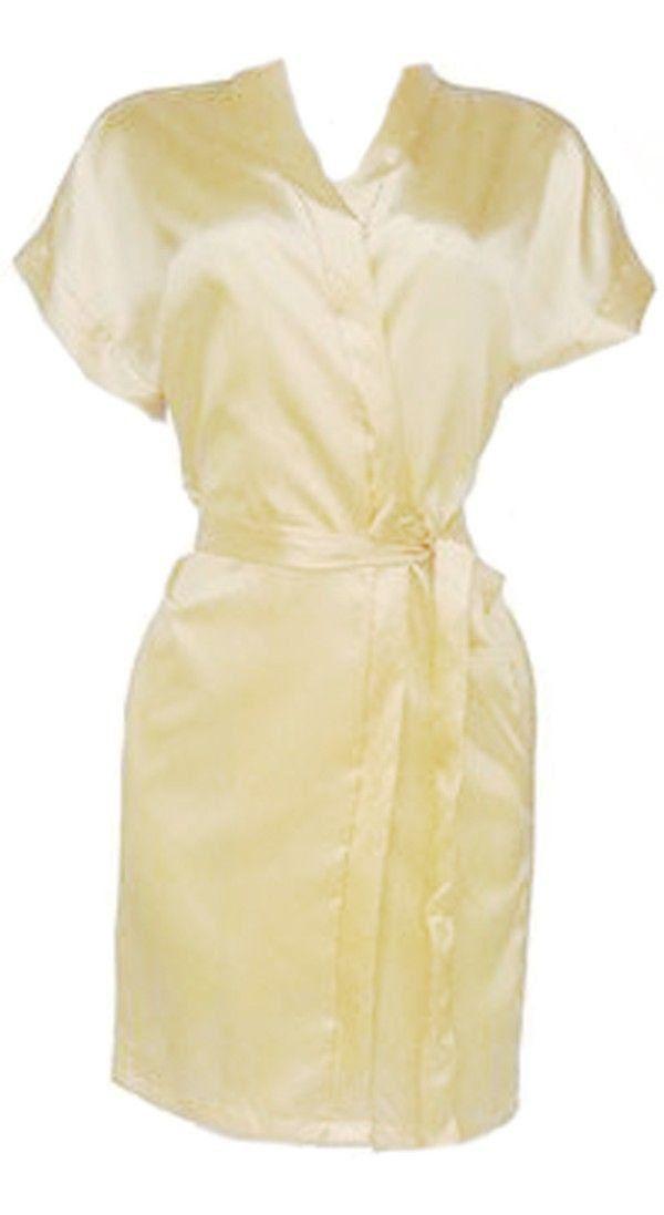 Kit 20 Robe cetim feminino noiva madrinha roupao dormir