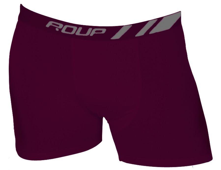 kit 3 Cueca Boxer Masculina Plus Size Marca ROUP