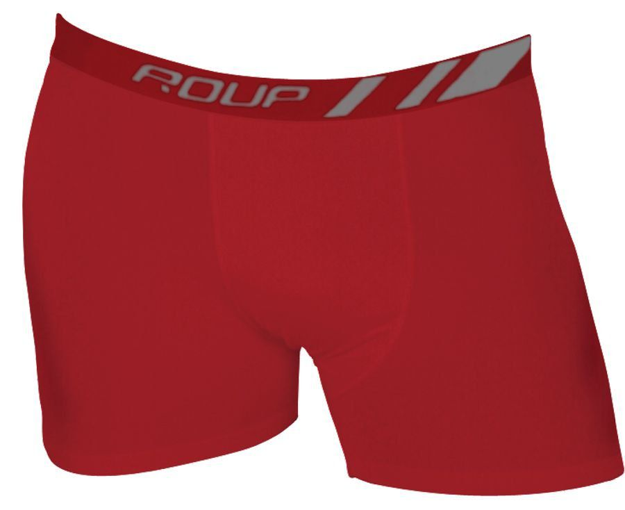 kit 3 Cueca Boxer Masculina Plus Size Marca ROUP ref 22