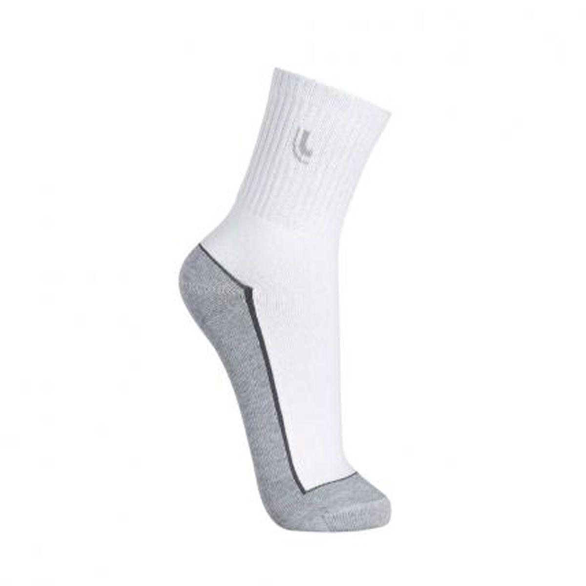 Kit 3 meia masculina cano médio esportiva algodão Lupo -
