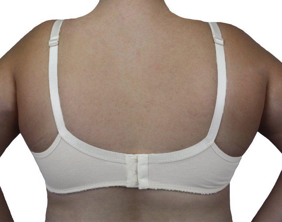 KIT 3 sutiã gestante amamentação sem bojo algodão Plus Size -