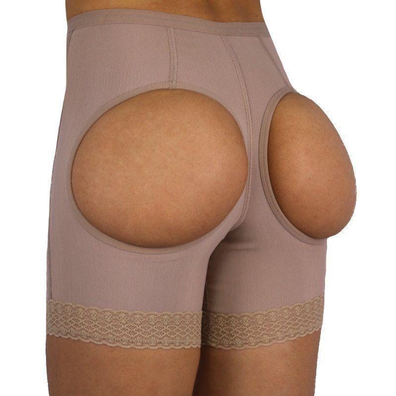 Kit 10 Calcinha Shorts Cinta Atacado Levanta Bumbum Nayane Rodrigues Power Glúteo