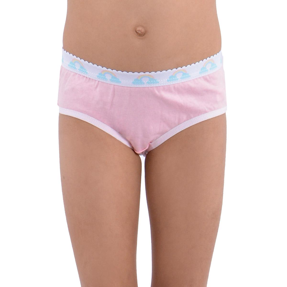 KIT com 2 calcinhas infantil para meninas Selene