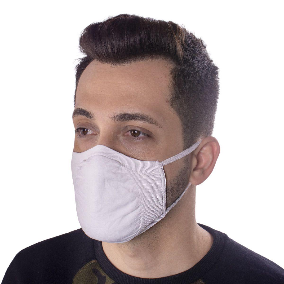 Kit com 2 Unidades de Máscaras de Proteção LUPO