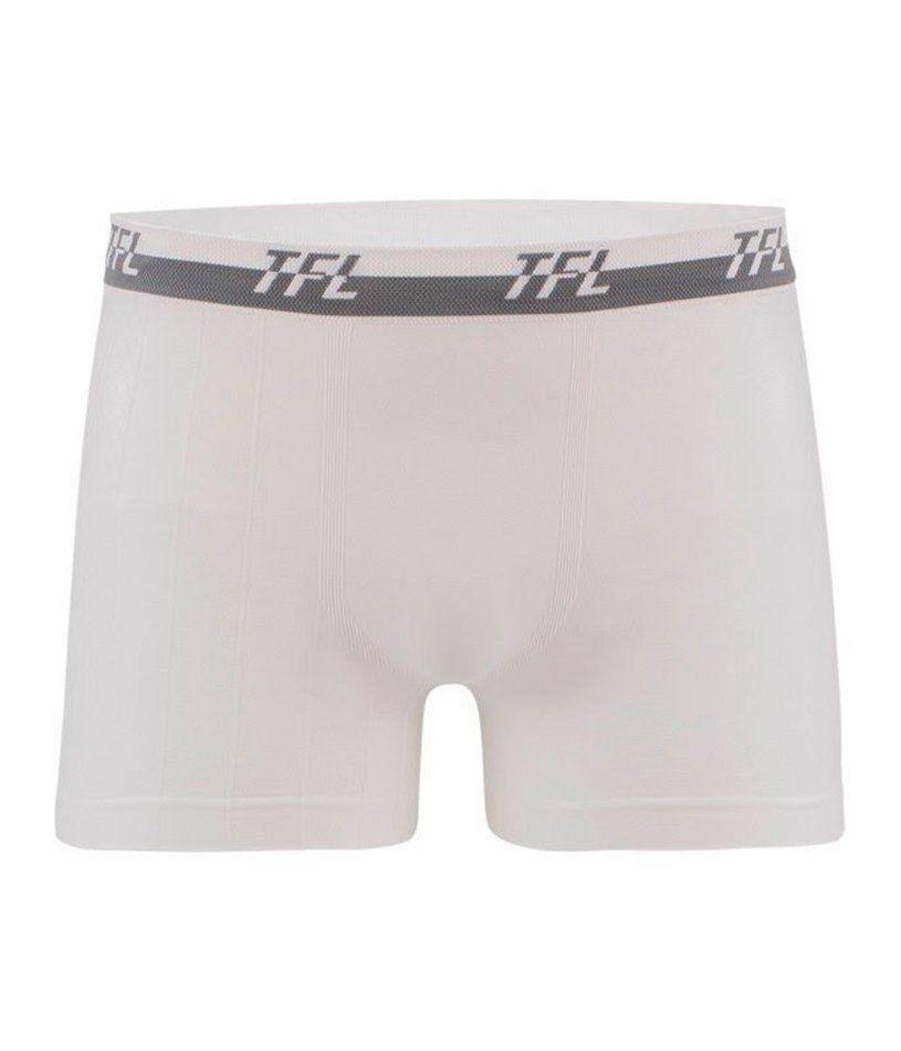 Kit Com 5 Cuecas Masculina Em Microfibra Modelo Boxer Trifil