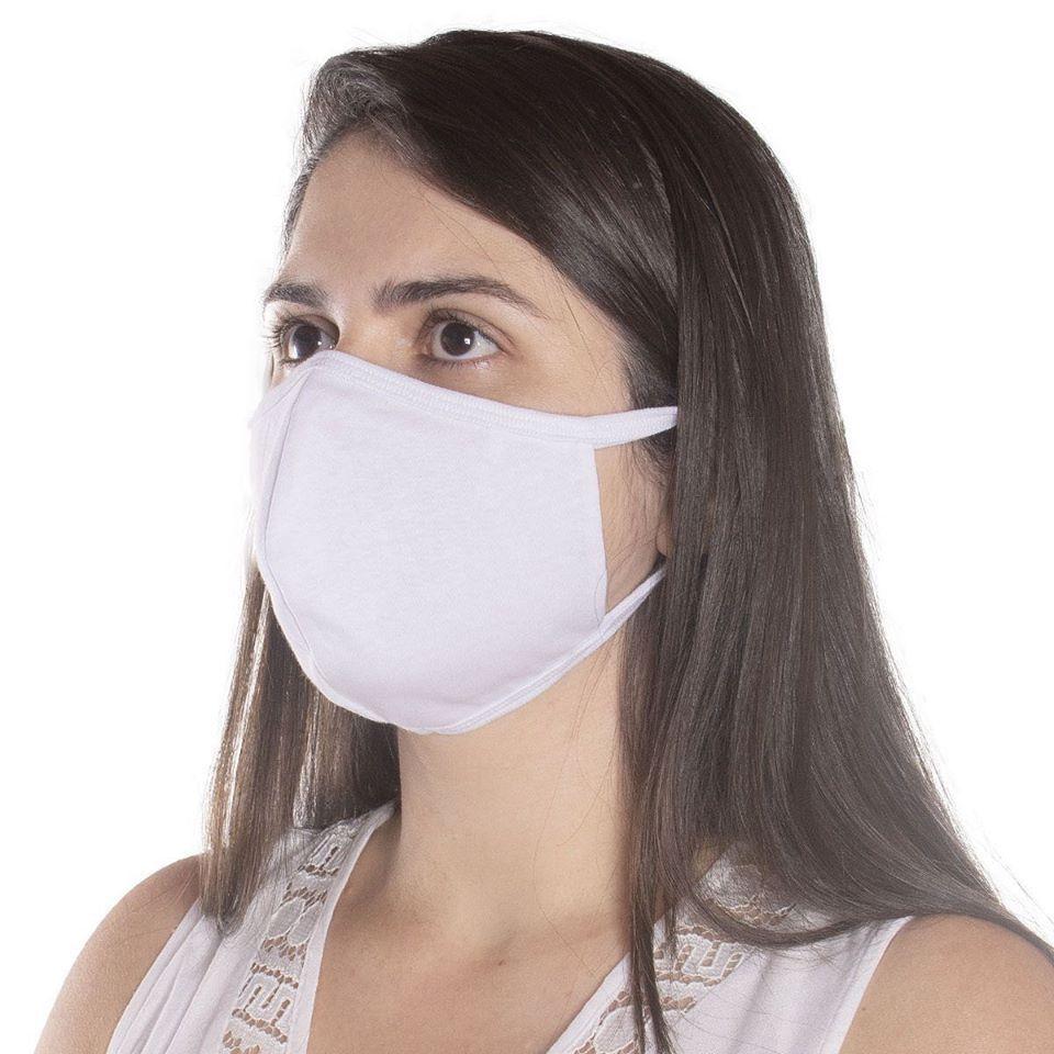 BRINDE - Máscara de Proteção Ninja em Algodão Reutilizável