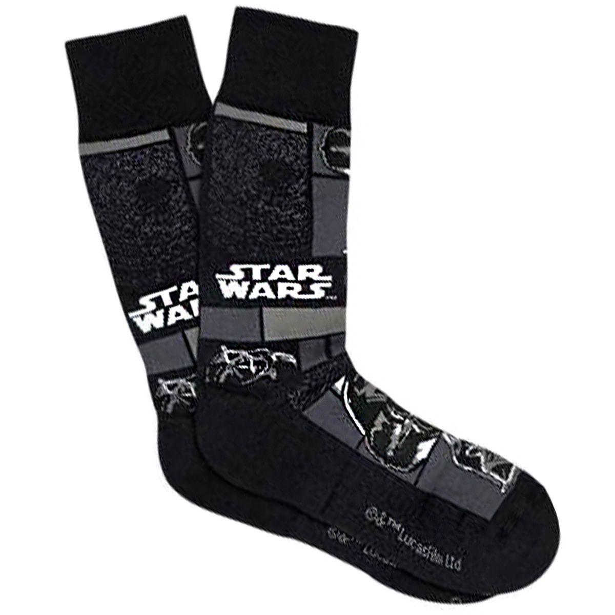 Meia Darth Vader Lupo Urban Star Wars