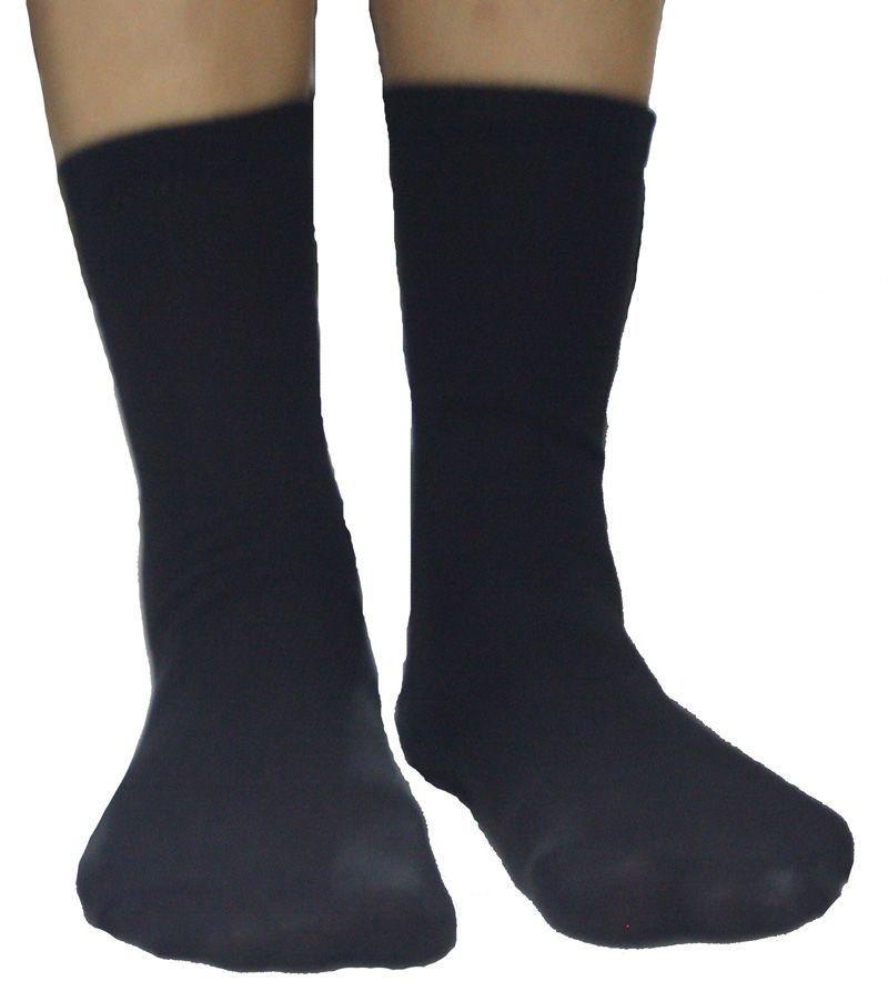 Meia Masculina de lã Meia De Inverno Masculina ref 200