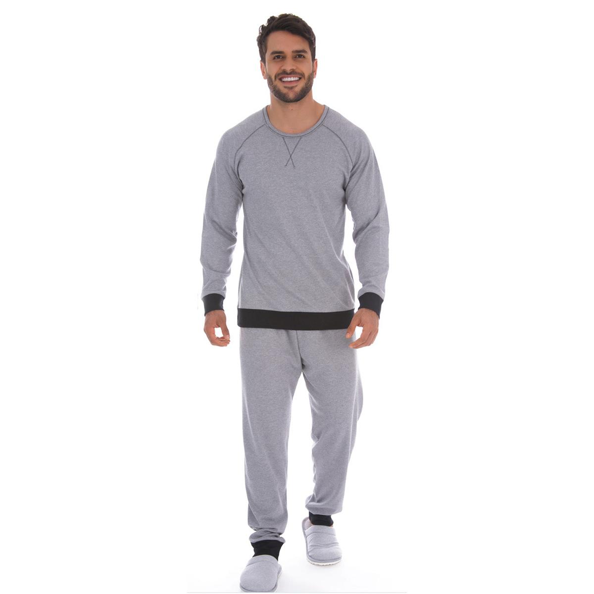 Pijama masculino para o inverno ESTILO Victory