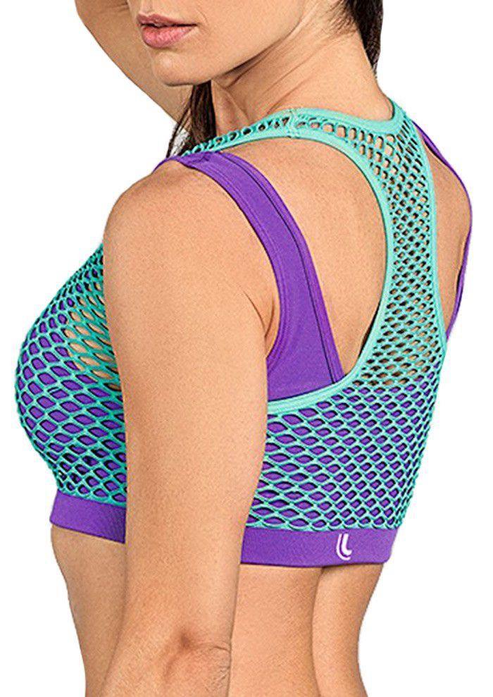 roupa academia Top ginastica fitness nadador arrastão térmico Lupo 71482 -