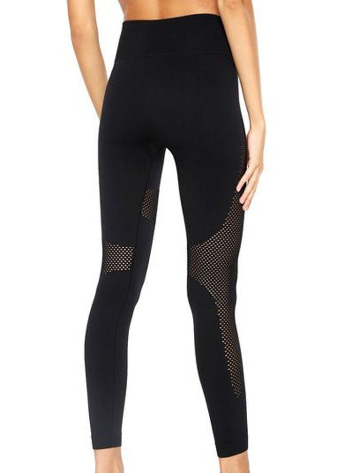 53c832bb3 ... Roupa feminina para academia fitness Calça legging da Lupo 71703 - Bra  Lingerie ...