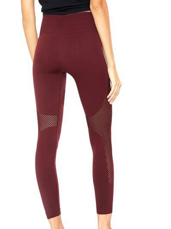 4730e37aa ... Roupa feminina para academia fitness Calça legging da Lupo 71703 - Bra  Lingerie