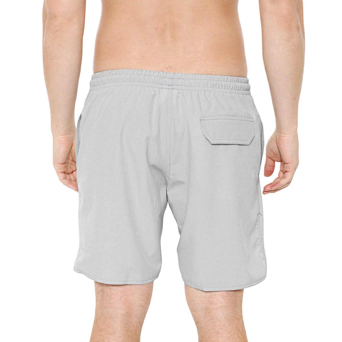 Short Masculino Liso Lupo Beachwear