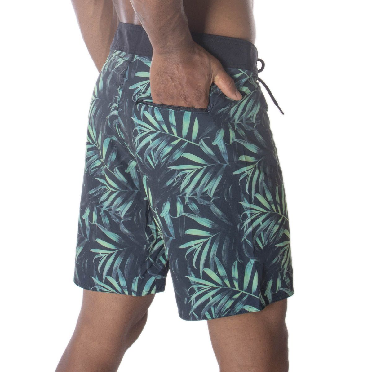 Short Masculino Estampado Lupo Beachwear .