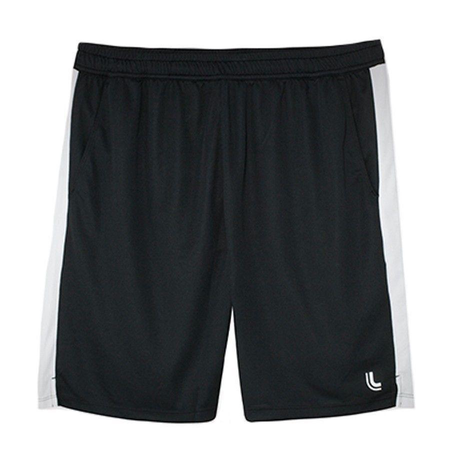 Shorts calção bermuda masculino esporte futebol academia com bolso Lupo