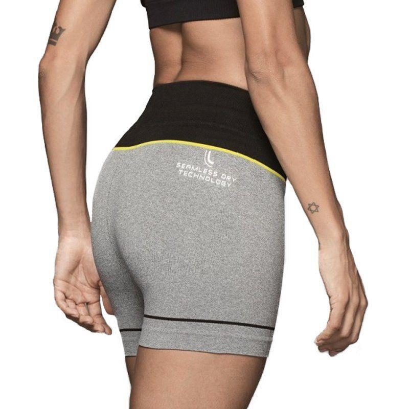Shorts fitness ginástica roupa academia feminino Lupo 71334 -