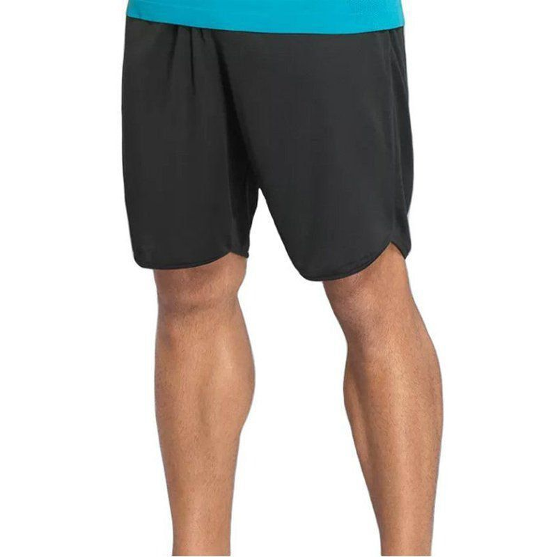 Shorts poliéster masculino - calção academia fitness Lupo