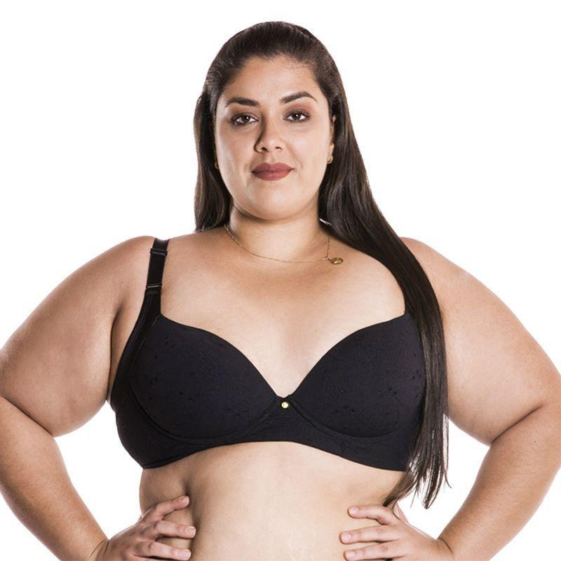 Sutiã Plus Size Nayane Rodrigues Linha Charme -