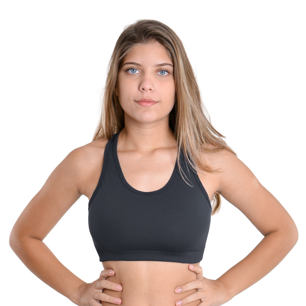 Top feminina fitness nadador Trifil