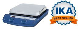 Agitador Magnético com Aquecimento C-MAG HS 10 Ika - Ika Best Seller