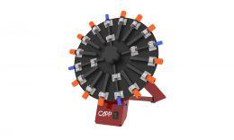 Agitador Rotor Tube Rotator CappRondo para 16 tubos 220V